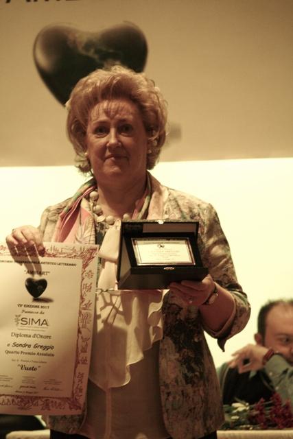 Poesie Di Sandra Greggio